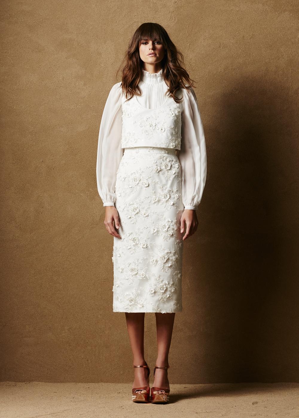 Embellished Tulle Vest 4