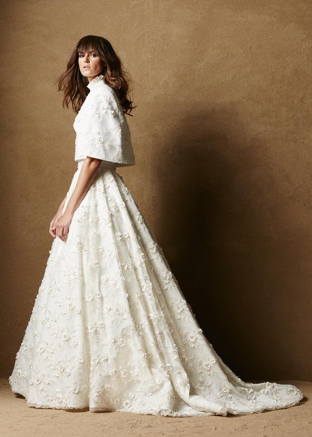 Embellished Tulle Ball Skirt 1